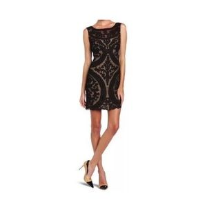 NWT Yoana Baraschi new wave cocktail lace dress